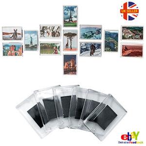 Blank Premium Fridge Magnets, Insert your own image, various sizes
