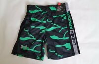 NWT UNDER ARMOUR BOYS KIDS' HEAT GEAR SHORTS SIZES: 4,5,6 & 7