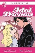 Harlequin Pink: Idol Dreams (Harlequin Ginger Blossom Mangas)