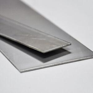 Edelstahlblech V2A 1.4301 Zuschnitte aus 2 und 3mm Blechen ungeschliffen