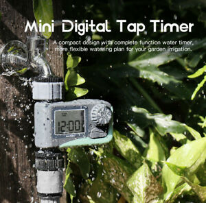 Electronic Water Tap Timer AUTO Irrigation Digital Controller Garden AU
