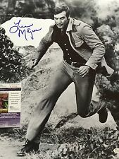 Six Million Dollar Man Lee Majors 16x20 Signed Autograph