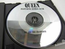 CD - We Are The Champions - QUEEN Featuring George Bush  PRCD-8347-2  1991