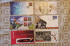CANADA- FDC STAMPS COLLECTION 2009 (39 envelopes)