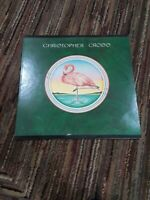 "CHRISTOPHER CROSS SELF TITLED LP W/ LYRIC SLEEVE ""RIDE LIKE THE WIND"" ""SAILING"""