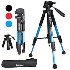 Professional ZOMEI Portable Travel Camera Tripod For Camcorder DSLR Phone