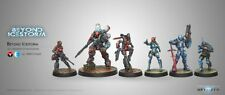 Infinity Beyond Icestorm Expansion + Exclusive Miniatur PanOceania Nomads 280014
