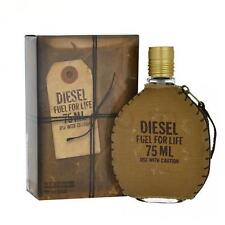 Fuel for life BY diesel 2.5 oz/75ml * men's perfume* COLOGNE nib* sealed box