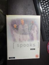 ***Spooks: Season 1 [DVD] [2002] - REGION 2***  FREE P&P