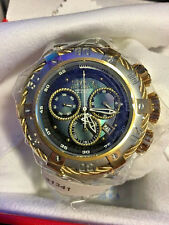 NEW Invicta Reserve Thunderbolt Chronograph Stainless Steel MOP Dial 21341