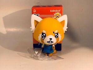 Kidrobot Sanrio AGGRETSUKO Netflix Series CRYING RETSUKO 3in Vinyl Mini Figure