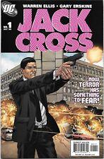 Jack Cross #1 (Oct 2005, DC) NM+