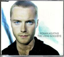 RONAN KEATING Long Goodbye 2 UNRELEASED & VIDEO UK CD