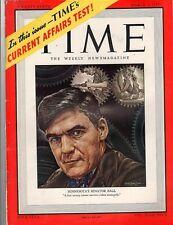 Time Magazine 1947, March 3, Minnesota's Senator Ball,   Polaroid Land Camera