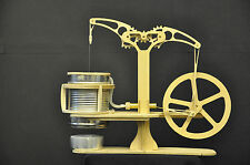 STIRLING AIR ENGINE DXF files+Plans and manual
