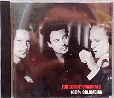 Fun Lovin' Criminals (Huey Morgan) - 100% Columbian (CD 1998)