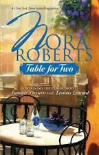 Table For Two: Summer Desserts / Lessons Learned by Roberts, Nora