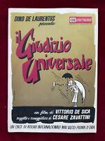 CINE SPETTACOLO MAGAZINE DINO DE LAURENTIS DE SICA IL GIUDIZIO UNIVERSALE 1961#5