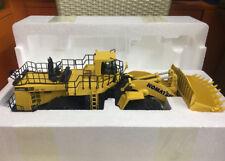 RARE NZG Komatsu WA 1200 Wheel Loader 1 50 Scale Die-cast Metal Model 889