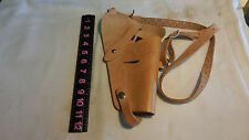 US  leather shoulder holster marked: US---age ?
