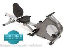 NEW - Stamina Deluxe Conversion II Recumbent Bike Rower Cardio Fitness 15-9003B