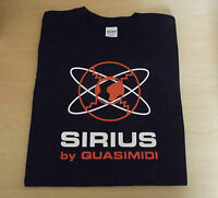 RETRO T SHIRT SYNTH DESIGN SIRIUS by quasimidi SYNTH S M L XL XXL