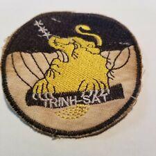 ARVN Special Forces RECONNAISSANCE Team TRINH SAT VIETNAM WAR VARIANT PATCH (128