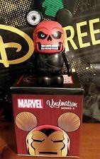 Disney vinylmation marvel 3 red skull chaser