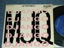 """MJQ MODERN JAZZ QUARTET Japan 1960's ORIGINAL 7""""33 EP DJANGO"""