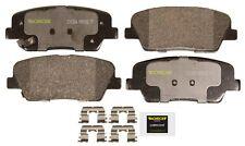 Rr Premium Ceramic Brake Pads CX1284 Monroe