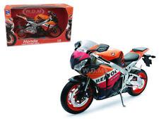 "2009 HONDA CBR1000RR ""REPSOL"" 1/6 DIECAST MOTORCYCLE MODEL BY NEW RAY 49073"