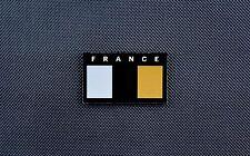Mini IR France Flag Patch GIGN RAID BRI COS Opération Spéciales Infrared