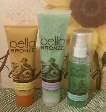 Bella Bronze All over Body Hydrating Self Tanning Kit