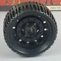 Original 1990 GI JOE HAMMER Tire Rear Front Vintage UNBROKEN part ARAH Cobra