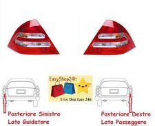 FANALE FANALINO STOP GRUPPO OTTICO POSTERIORE SX MERCEDES CLASSE C W203 SW 03/>07