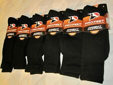 PROFEET COMBAT TACTICAL SOCKS SIZE LARGE  6 PAIR MADE IN USA