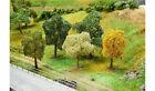 FALLER Assorted Premium Trees (5) HO Gauge Scenics 181171