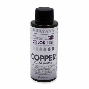 PRAVANA ChromaSilk COLOR LUSH Demi-Permanent Liquid Hair Gloss ~ 60 ml / 2 fl oz