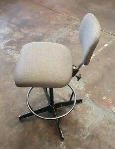 Vintage Evertaut Factory/Machinist  Industrial/Architect Chair