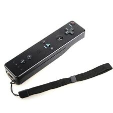 Black Nunchuck and Remote Controller Work For Nintendo Wii