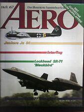 AERO  Heft 167   Das illustrierte Sammelwerk der Luftfahrt   in Schutzhülle
