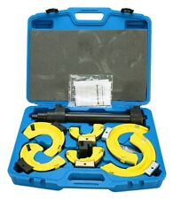 MacPherson Strut Fork Coil Spring Compressor Repair Tool Set with Covers