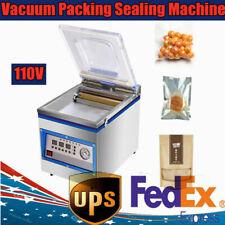 Digital Vacuum Chamber Sealer Food Sealing Machine Commercial Packing Machine Us