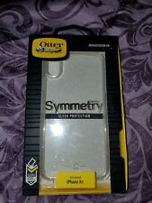 NEW Otterbox SYMMETRY (Thin Design) Case for iPhone XR - Stardust Clear