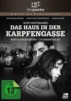 DAS HAUS IN DER KARPFENGASSE- - HOFFMANN,KURT  2 DVD NEUF