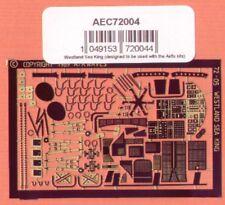 Airwaves 1/72 Westland Sea King etch for Airfix kit # AEC72004