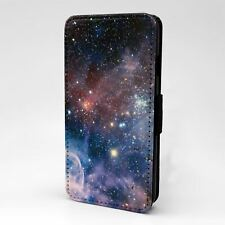 For Apple iPod Touch Flip Case Cover Planets Galaxies Space - A1253