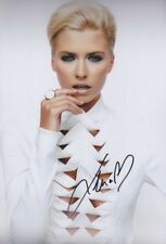 LENA GERCKE 4 GNTM Voice Foto 20x30 orignal signiert IN PERSON Autogramm signed