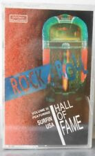 Rock N Roll Hall Of Fame, Vol. 3-SURFIN' USA-Various Artists NEW Cassette Tape