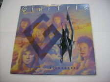 GIUFFRIA - SILK AND STEEL - LP VINYL U.S.A. 1986 EXCELLENT - CUT OUT SLEEVE